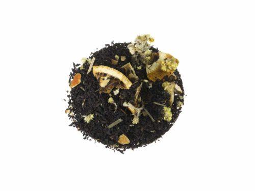 Schwarzer Tee Ostfriesische Sommersprossen