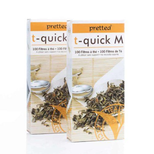 Teefilter t-quick