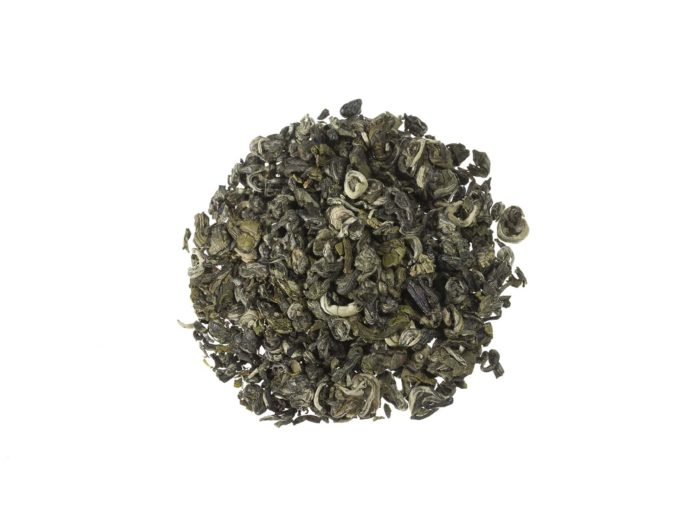 China Green Snail