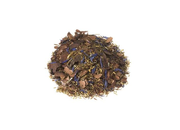 Grüner Rooibos Tee Schokowölkchen