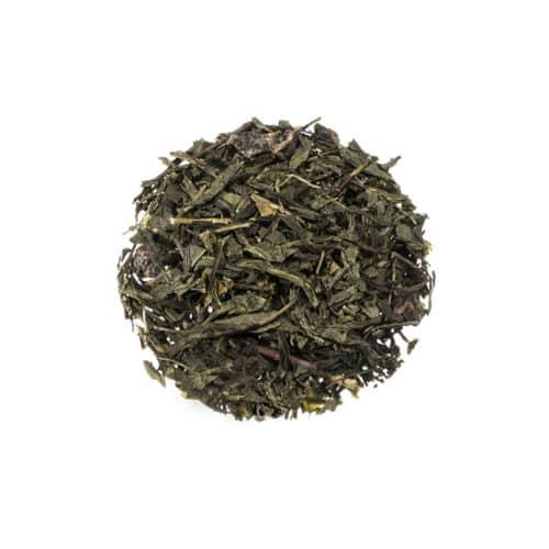 Grüner Tee Pfirsich