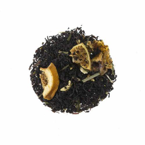 Schwarzer Tee Frech und Fruchtig