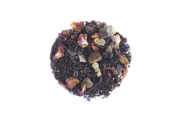 Schwarzer Tee Inselsonne