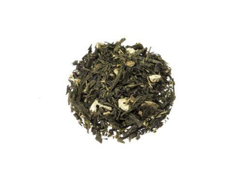 Bio Grüner Tee Blutorange