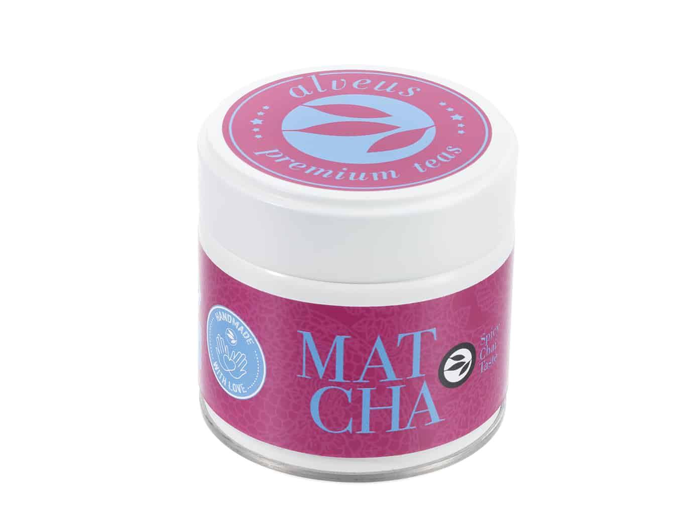 Bio Spicy Chai Matcha
