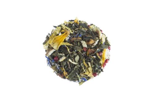 Grüner Tee Maracuja