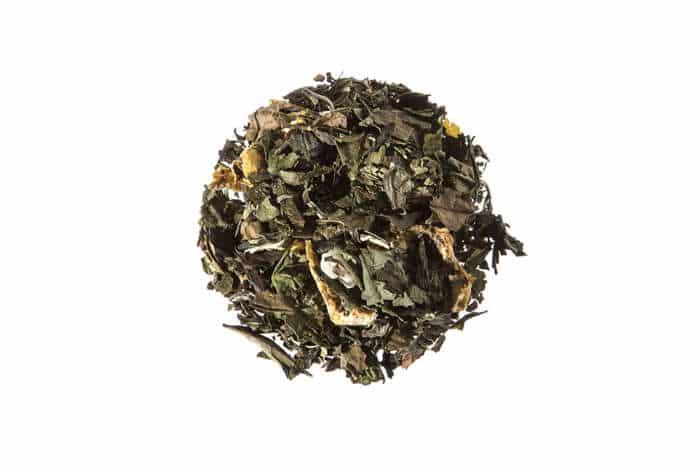 Weißer Tee Himmelsschlüssel