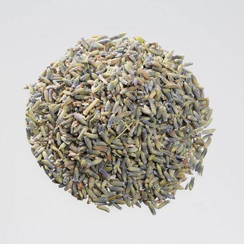Bio Lavendelblüten ganz