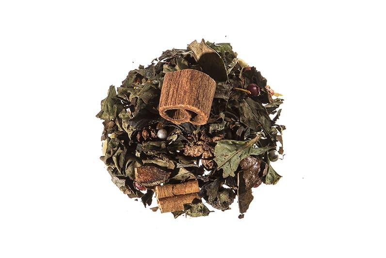 Weißer Tee Schneekönigin