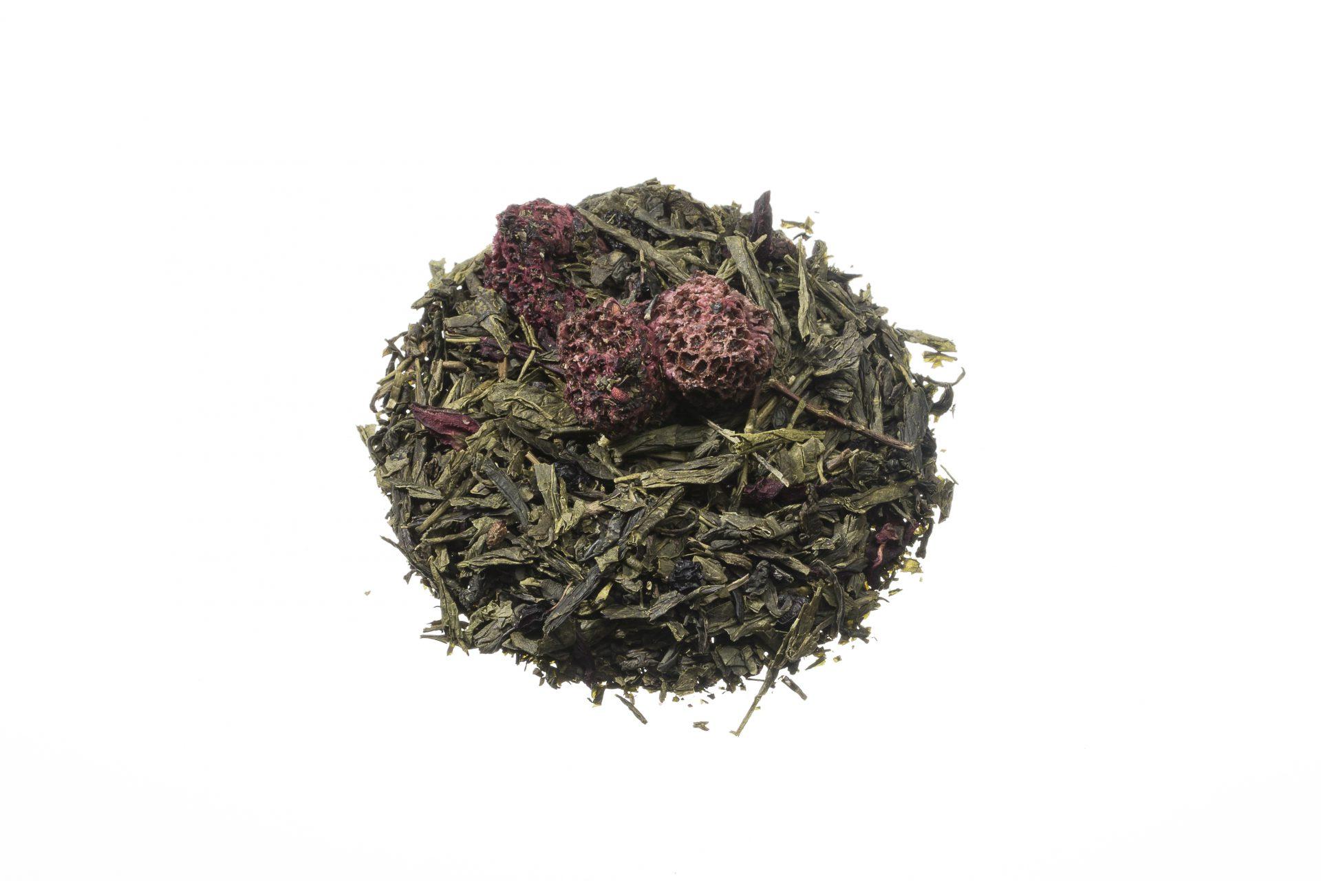 Bio Grüner Tee Beerenmix