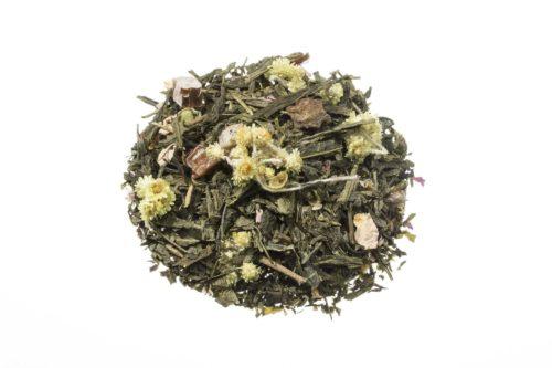 Bio Grüner Tee Blühende Weisheit