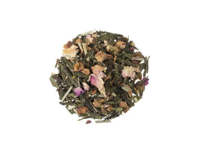 Bio Grüner Tee Beerenbande