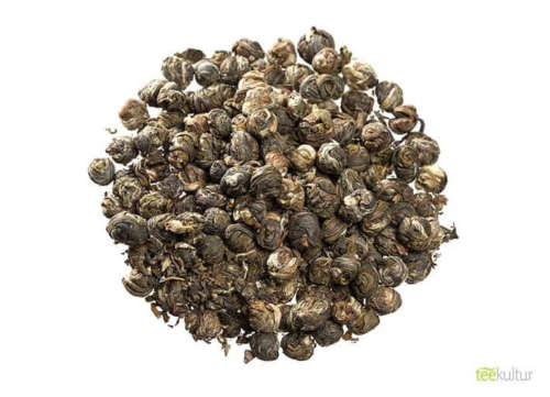 Bio Grüner Tee Jasmin Dragon Pearls Jasmin-Aroma lose 10049S100