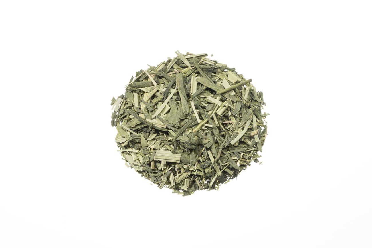 Bio Grüner Tee Kusa Cha mit Matcha Zugabe von aromatischem Zitronengras lose JP23321S100