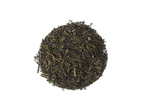 Bio Grüner Tee Risheehat Himalaya hellbraune Tassenfarbe mit einem süßen Honigduft lose 21116S100