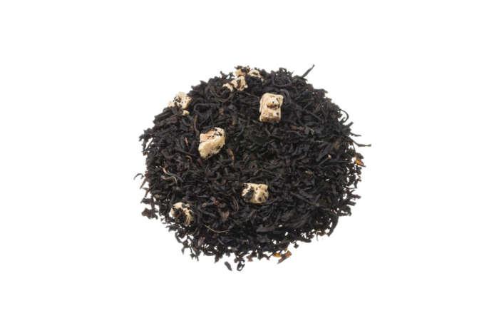 Bio Schwarzer Tee Belgische Creme Karamell lose 84218S100