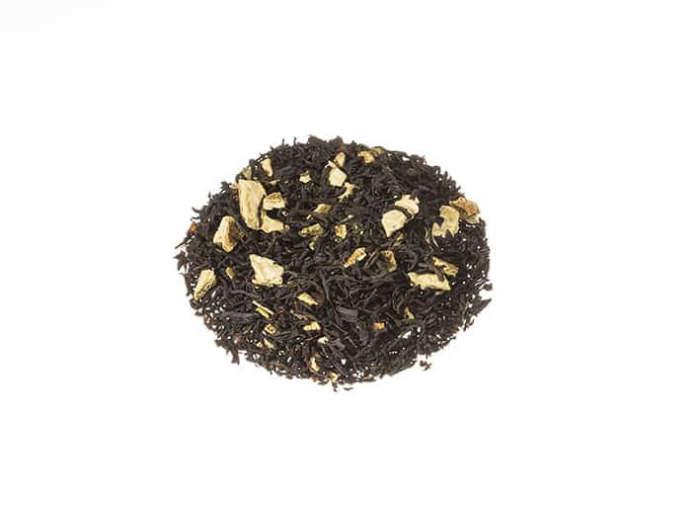 Bio Schwarzer Tee Orange lose Schwarzteemischung S4043S100