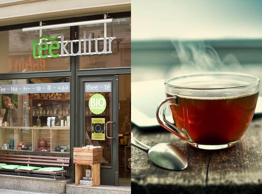 Teekultur Halle