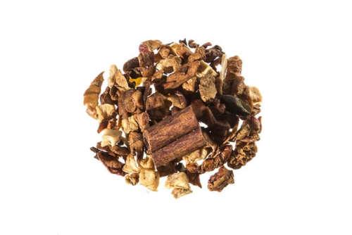 Früchtetee Zimt-Mandel aromatisierte Fruchtteemischung mit Mandel-Sahne-Zimt Geschmack lose 11137