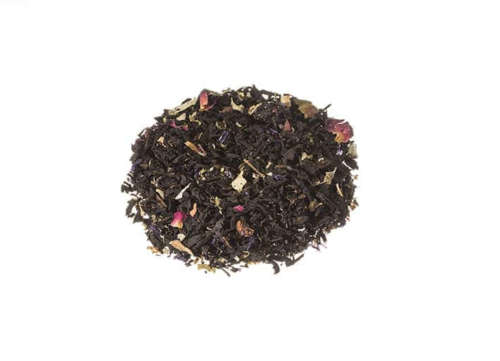 Schwarzer Tee Beerenstark natürlich aromatisierte Schwarzteemischung lose 8061S100