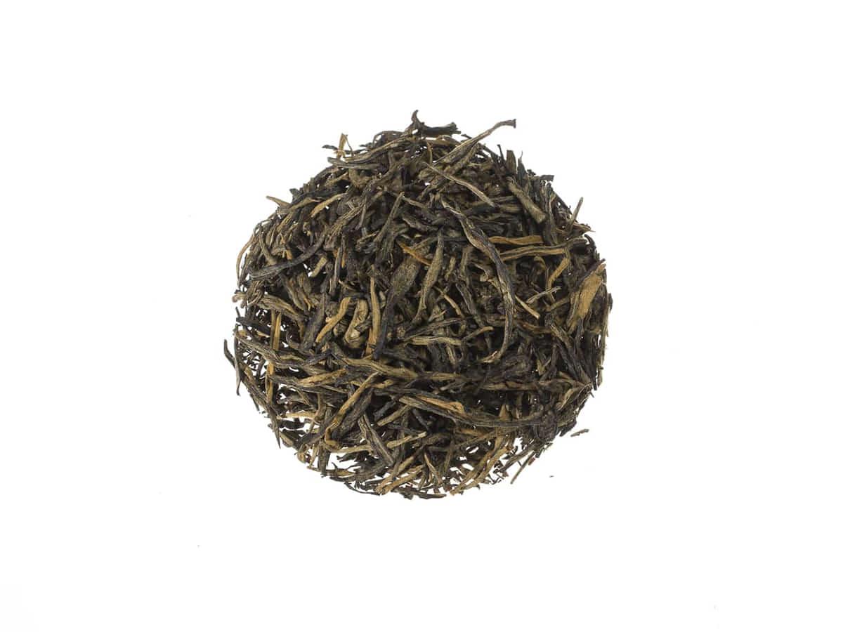 Schwarzer Tee China Golden Yunnan Tee lose 1621S