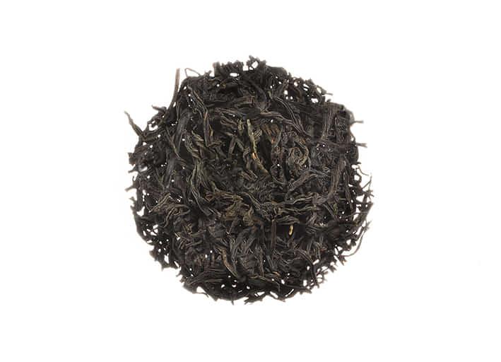 Schwarzer Tee China Zhejiang Jiuqu Hongmei langanhaltenden Karamell-Geschmack lose 16700S100