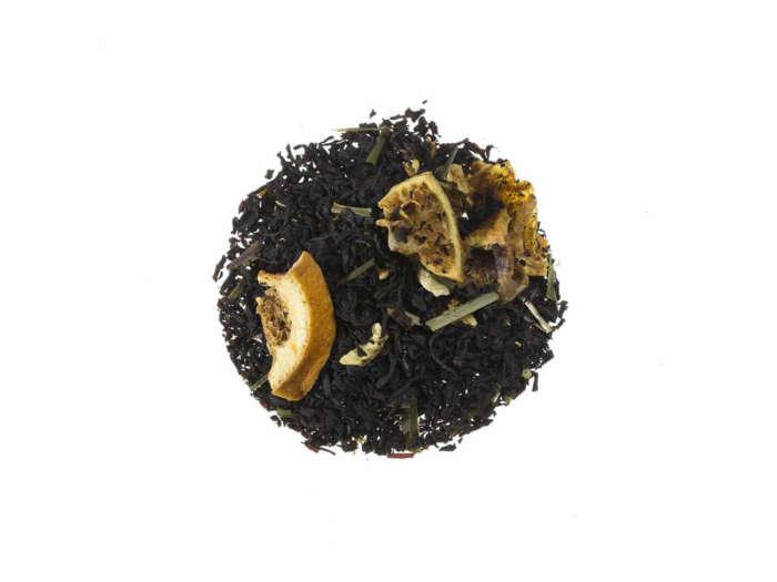 Schwarzer Tee Frech und Fruchtig zitronigen Duft und einen angenehmen frischen Geschmack