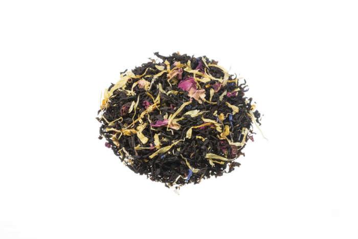 Schwarzer Tee Morgenlicht natürlich exotischer und fruchtiger Schwarztee lose 84258S100