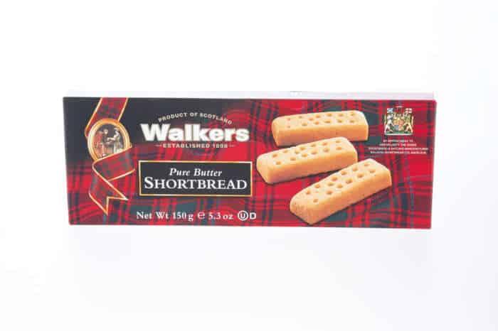 Shortbread Fingers das traditionelle schottische Gebäck von Walkers 2029